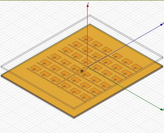 microstrip antenna analysis and measurement Array of waveguide-fed microstrip antennas - ieee xplore array of waveguide-fed microstrip antennas b yu d the measurement results show good agreements with.